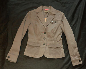 Comma Stretch Jacke Blazer XS 34 TOP Zustand