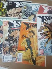 young X-Men Comic Lot 1-8 nm bagged boarded