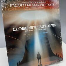 Steelbook Close Encounters of the Third Kind Region Free Blu-Ray Italian Import