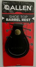 Allen Shoe Top Toe Barrel Rest Dark Brown Leather 21044A Free Shipping! New