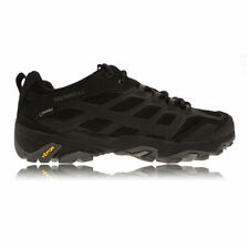 Baskets moabs noirs Merrell pour homme