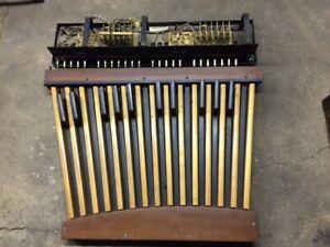 Console Organ 25 - Key Pedalboard ~ PERFECT FOR MIDI PROJECT !!!