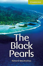 The Black Pearls Starter/Beginner (Cambridge English Readers)-ExLibrary