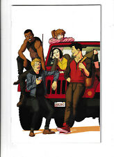 Saban's Go Go Power Rangers Forever Rangers #1 NM- 9.2 Vigin Variant Boom!