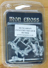 Great Escape Games: Iron Cross: Hungarian Infantry Squad B (HUN004)(10)