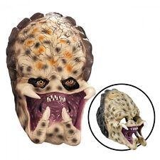 Predator 3/4 Mask Child Boys Latex Vinyl Halloween Costume Accessory New