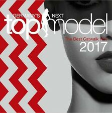 GERMANY'S NEXT TOPMODEL - THE BEST CATWALK HITS 2017 * NEW 2CD SET * NEU *