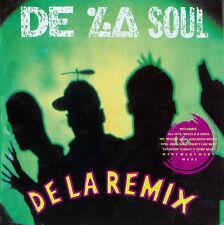 DE LA SOUL - De la remix 16TR CD 1992 HIP HOP / POP Tommy Boy / Indisc RARE!