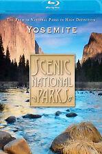 Yosemite~Scenic National Parks (Blu-ray) NEW  **Free Shipping**