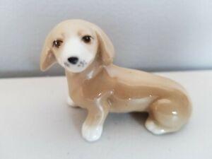 Szeiler Beige Puppy, Made In England