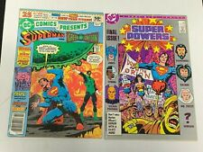 DC Comics Presents Superman & Green Lantern Vol 3, 26 & Superpowers Final Issue!