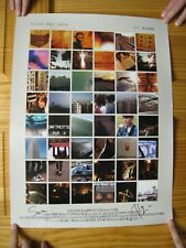 Tegan And Sara Get Along Collage Signed By Them