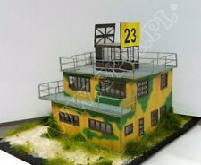 Military Control Tower  1:144 scale Control Tower Model Kit (LASERCUT PARTS) NEW