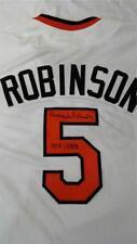 Baltimore Orioles Brooks Robinson Signed Majestic Baseball Jersey