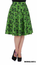 Cotton A-line Party Regular Size Skirts for Women