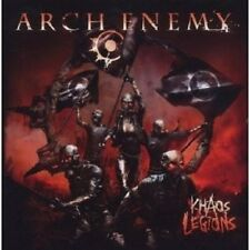 """Arch Enemy """"Khaos LEGIONS"""" CD NEUF"""