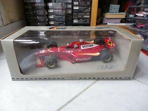 Williams Mecachrome FW20 H.H.Frentzen #20 1998 1/18 MINICHAMPS F1 Winfield