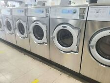 Wascomat Electrolux Front Load Washer Coin Op 30lb 220v Mn W630cc Ref
