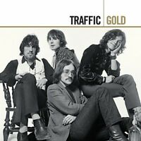 "TRAFFIC ""GOLD"" 2 CD NEUWARE ALLE HITS!!!!!!!!!!!!"