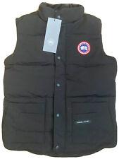 mens NEW black BNWT canada goose Gilet Vest jacket small