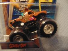 Scooby Doo  2017 Monster Jam Truck   with Team Flag