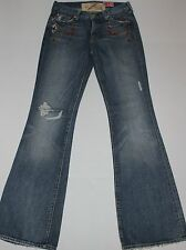 7 For All Mankind Women's Great China Wall Jeans Size 28 Free Shipping!