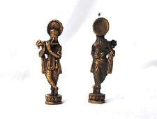 Figur KRISHNA Messing brass 28g,  5,8x1,5x1 cm