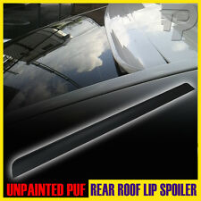 Unpainted G35 G45 V35 COUPE Window Visor Roof Lip Spoiler 03-07