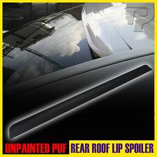 05-10 Fit For CHRYSLER 300/300C PU FLEXIBLE REAR ROOF SPOILER UNPAINTED