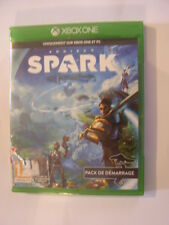 jeu xbox one project spark pack de demarrage  neuf sous blister