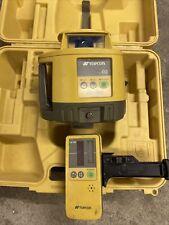 Topcon Rl H3c Rotating Laser