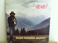 CHUCK    MANGIONE               LP         ALIVE