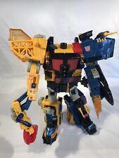 Transformers Energon Omega Supreme huge Not Complete
