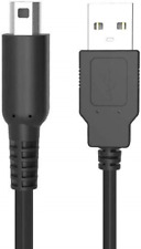 3DS USB Charger Cable, Power Charging Lead for Nintendo New 3DS XL/New 3DS/ 3DS