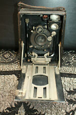 Folding Plate Camera with Rodenstock Extra-Rapid 125mm Lens - Used Condition