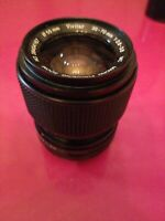 Vivitar 35-70mm Macro focusing 1:2.8-3.8