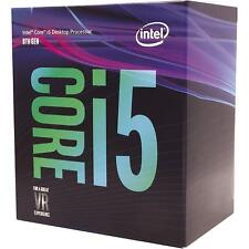 Intel 8th Gen Core i5-8400 Processor CPU 65W 6 core 2.80GHz / turbo 4.00GHz NEW