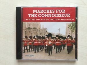 """Coldstream Guards Band """"Marches For The Connoisseur"""" CD NEW & SEALED"""