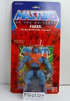MOTU, Error Commemorative Faker, MISB sealed MOC, Masters of the Universe He-Man