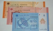 (PL) NEW OFFER: RM1 RM10 ZC & RM20 ZD 0209252 UNC SAME PREFIX REPLACEMENT NUMBER
