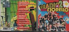 FIORELLO MARCO BALDINI CD W VIVA RADIO 2 fuori catalogo 2006 23 tracce