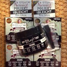 My Magic Mud Zahnweißpulver Original schwarz poliert Aktivkohle Naturkosmetik 30