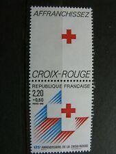FRANCE neuf  n° 2555a  avec vignette