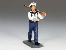 King And Country Ww2 Alemanas Kriegsmarine Cantando Sailor lah161
