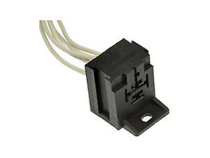Fits Subaru Loyale 1990 Electrical Connector-AC Relay; A/C Relay Connec