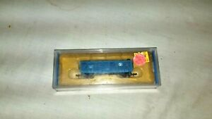 NOS Bachmann 582033 Great Northern 40' Livestock Freight Car N Scale (007)