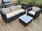 Rattan Garden Furniture - Used