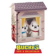 Disney 101 Dalmatians Pongo & Perdita Hallmark itty bitty bittys Cruella  Lucky