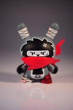 kidrobot dunny 2012 New Ninja Spiki Nakanari 1/40