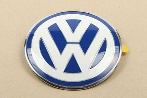 Original VW New Beetle Emblème Logo Avant Bleu/Blanc Calandre 1C0853617 39A